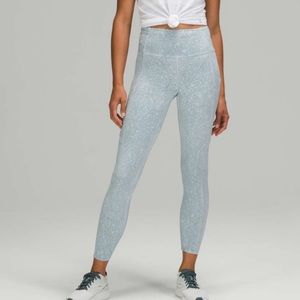 Lululemon Fast and Free tights